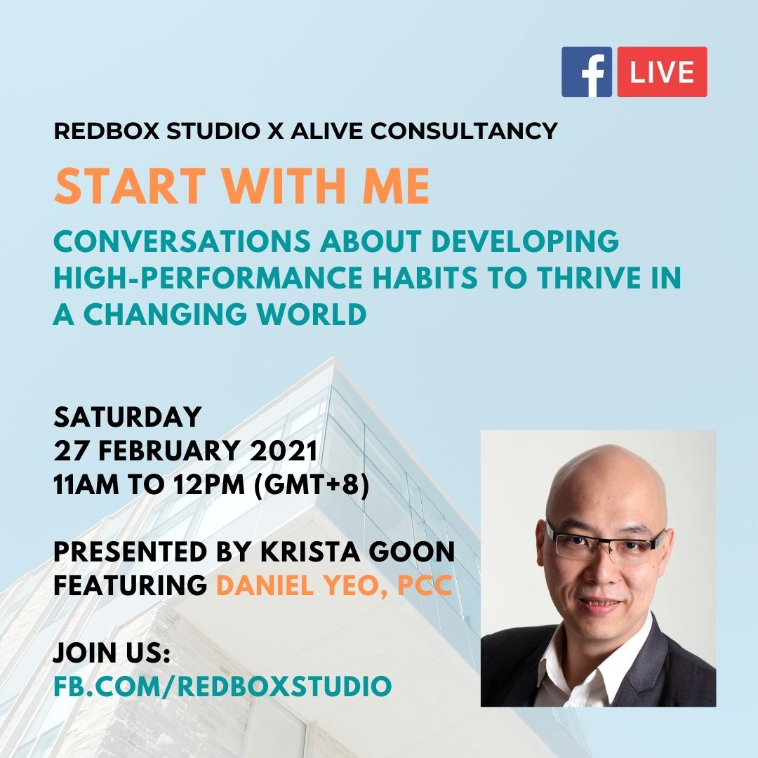 daniel yeo singapore fb live with redbox studio krista goon