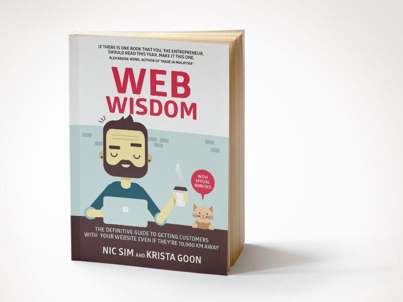 web wisdom book