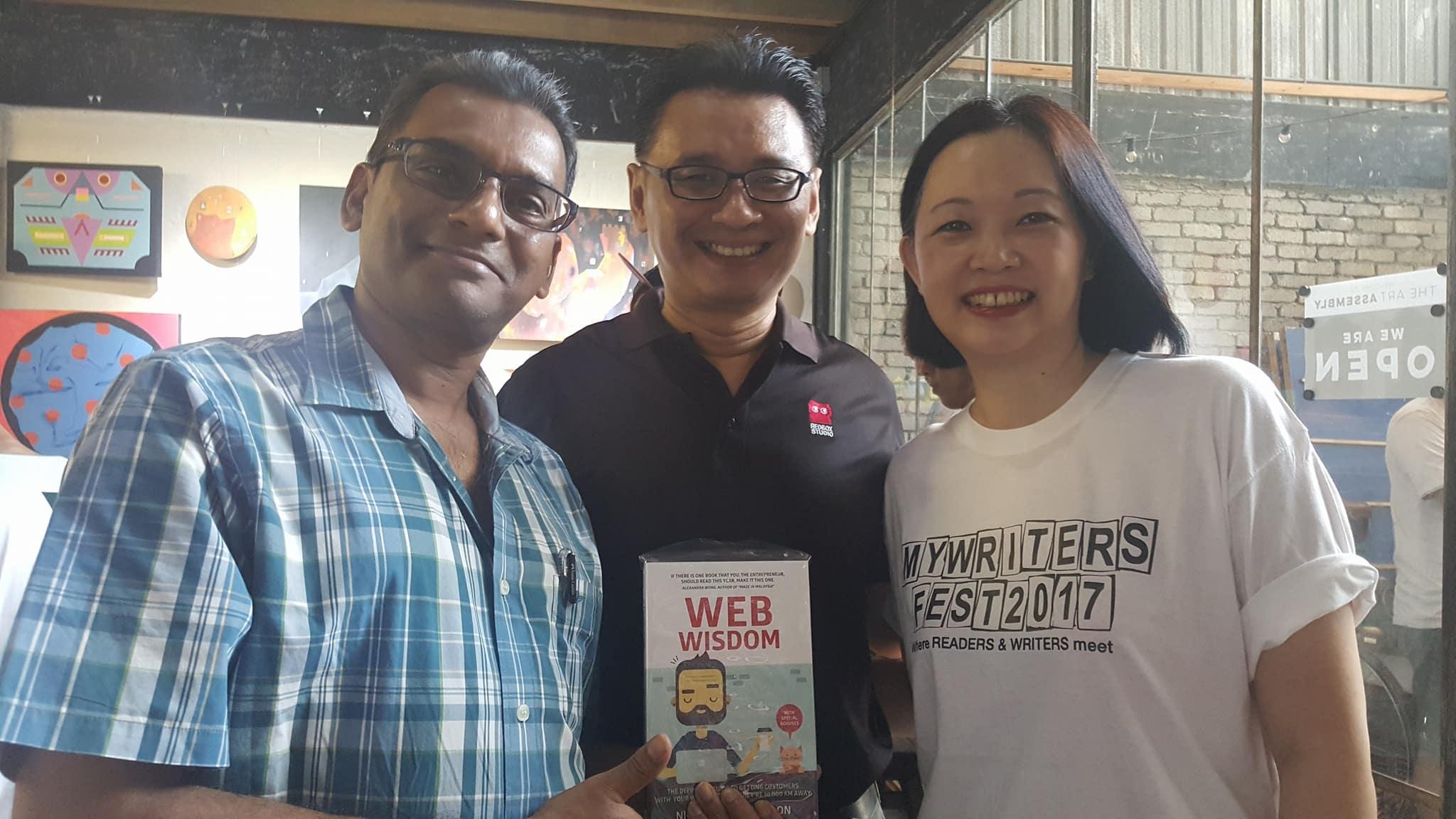 dr somas penang with redbox studio