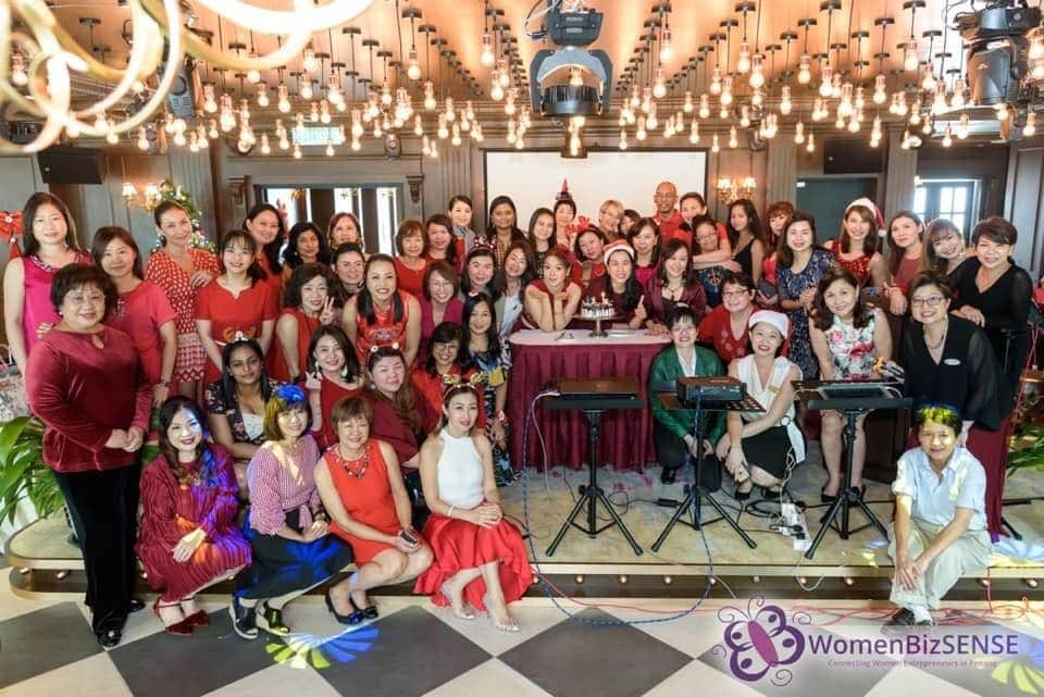 womenbizsense penang christmas